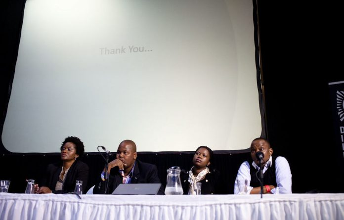 Film and Publications Board panel discussion.