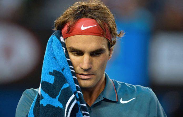 Swiss maestro Roger Federer