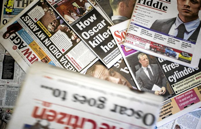 The death of Reeva Steenkamp and Oscar Pistorius's trial for it has received much publicity and preferential treatment.