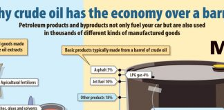 The economy is affected by fuel price increases at all levels