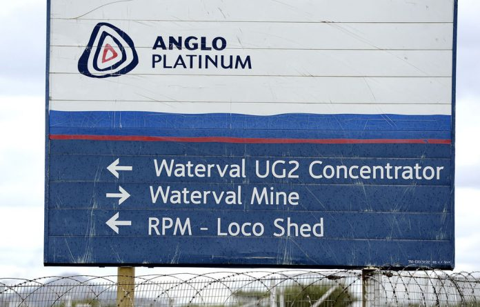 Anglo American Platinum said that 3 300 cuts coming from lay-offs and the remainder from voluntary packages.