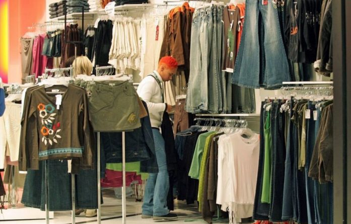 South Africa and the United States will report retail sales numbers this week.