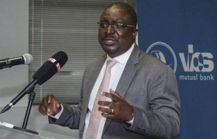 Former VBS Mutual Bank chairperson Tshifhiwa Matodzi