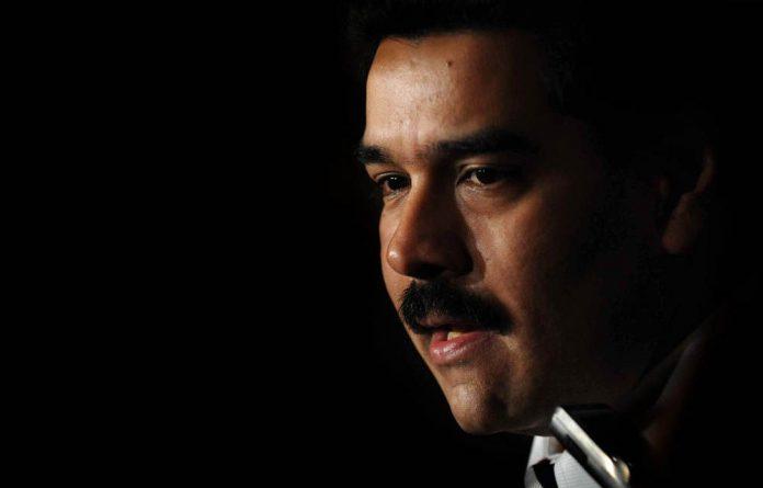 President Nicolas Maduro.