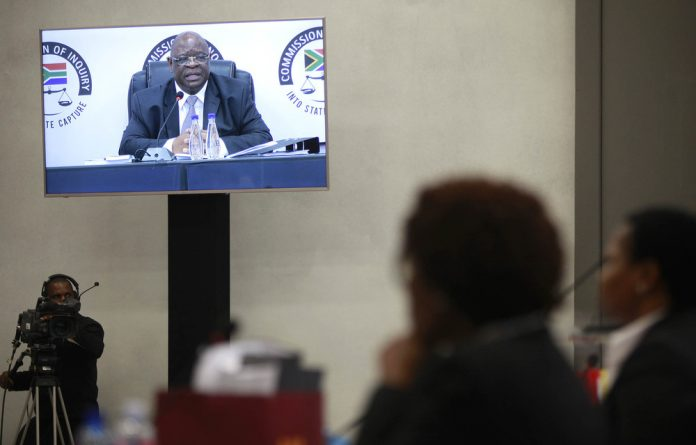 Deputy Chief Justice Raymond Zondo delivered his decision on the applications made by the Gupta patriarch
