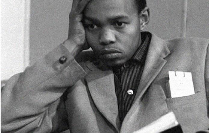 Renowned anti-apartheid journalist Nat Nakasa.