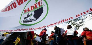 Sadtu believes it can 'intimidate teachers to stay away from work at the slightest whim'