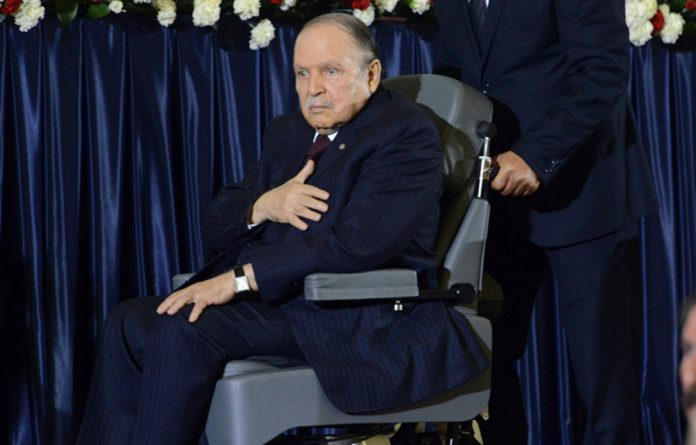 Demonstrations against Bouteflika's bid for another term have brought tens of thousands of protesters onto the streets for each of the last three Fridays.