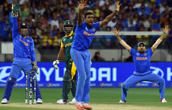 India's wicketkeeper Mahendra Singh Dhoni