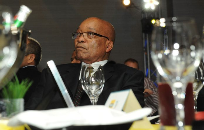 President Jacob Zuma is currently embroiled in a covert leadership tussle.