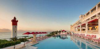 Laps of luxury: Stylish hotel