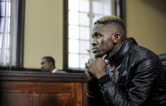 In his testimony De Klerk said Mantsoe took them to the location in Lyndhurst where he dumped the body in a pit
