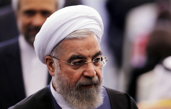 Iran's President Hassan Rouhani says Iran and Turkey must work together if they are to defeat Isis in the region.