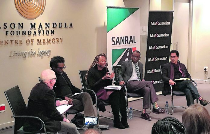 The panel of the critical thinking forum discussing Nelson Mandela's legacy was firm on the point that Madiba cannot be accused of being a 'sellout'.