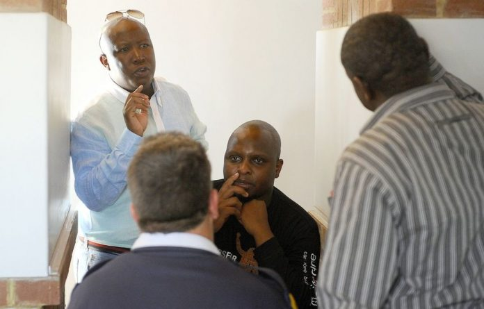 Floyd Shivambu has announced that ousted leader Julius Malema will be paying a visit to Lenasia on Friday November 23 2012.