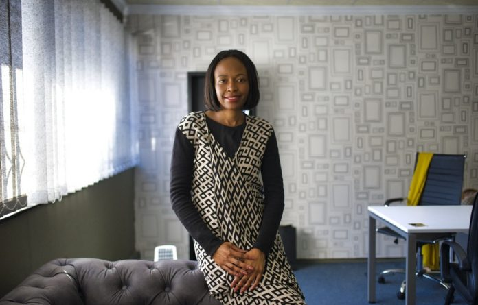 Co-operative banking: Nthabeleng Likotsi and the Young Women in Business Network are hoping the Reserve Bank will look favourably on their plans to 'create wealth and a lasting legacy'.