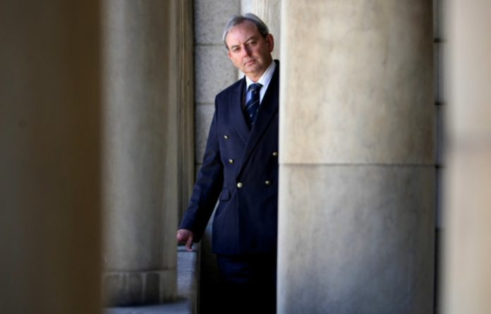 Advocate Paul Hoffman.
