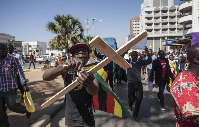 (AFP/Autony Zinyange)