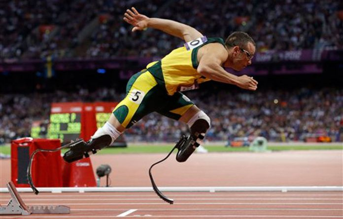 Oscar Pistorius is out to defend his T44 100m title and goes in the heats from 8pm on Wednesday evening.
