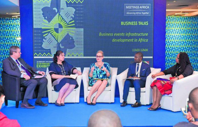 Meetings Africa hosts over 2 000 delegates