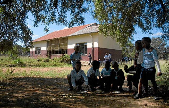 Pupils in the country's rural schools remain disadvantaged by absent resources.