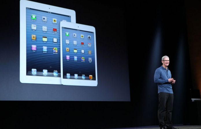 Apple has unveiled its mini iPad tablet with prices starting at $329 to compete with Amazon and Google's tablets.
