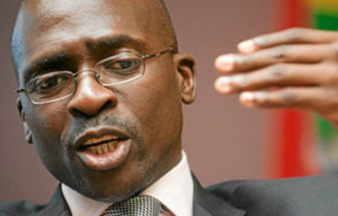 Malusi Gigaba said the airline's former board