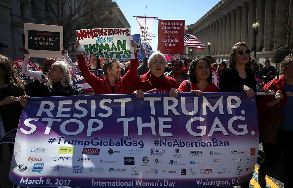 Battery acid, cassava sticks and clothes hangers: We must end the global gag rule