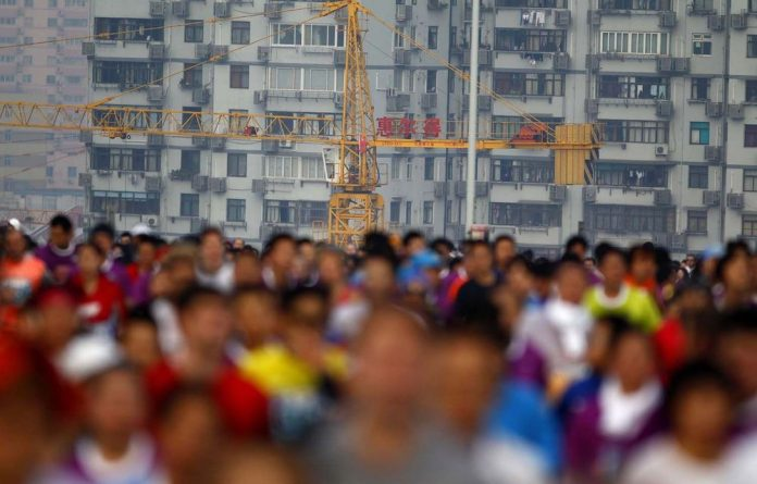 Most of the increase in the global population will be in Asia and Africa.