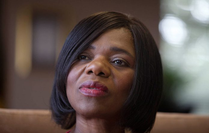 Thuli Madonsela says that faith - though a personal choice - has the potential for contributing to shared societal values that promote social cohesion.