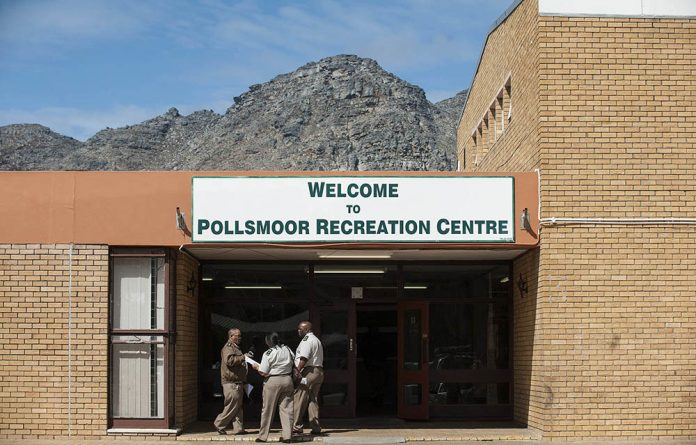 This week's Iimbali column zooms in on the Pollsmoor prison restaurant.