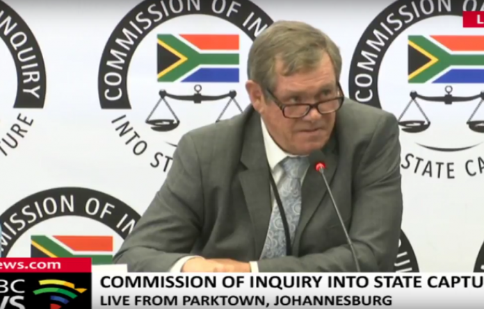 Jan Gilliland found that there was a R39-million drop in the money paid to these entities between 2015 and 2017. These dates coincide with the former public protector's investigation into allegations of state capture.