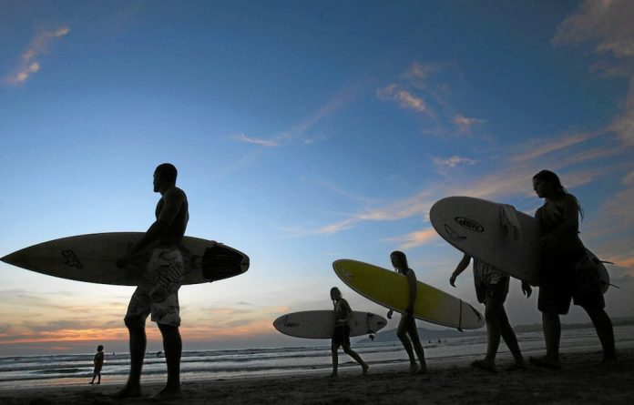 Surf Office allows holidaymakers the best of both worlds with co-working stays in Santa Cruz