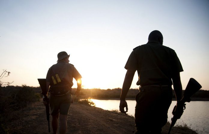 The Kruger National Park anti-poaching team is on high alert.