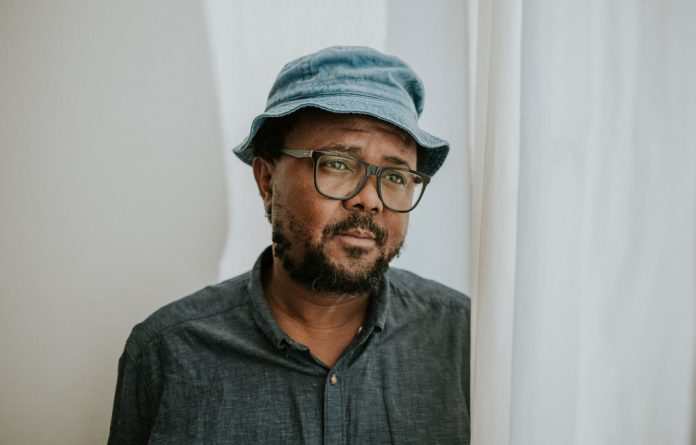 Bitter taste: Art historian Thembinkosi Goniwe says the democratic art scene is a sad illusion and that the commercial aspects of the industry are still 'white business as usual'.