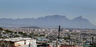 People in the township of Khayelitsha near Cape Town have been managing water shortages for ages.