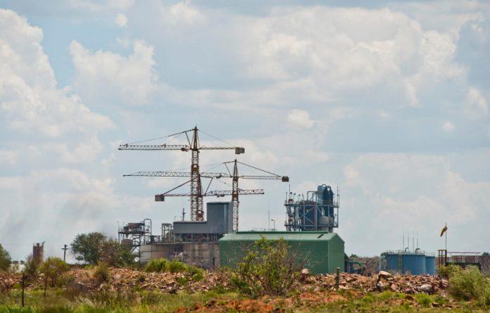 The Shiva mine in Klerksdorp has created 800 jobs so far