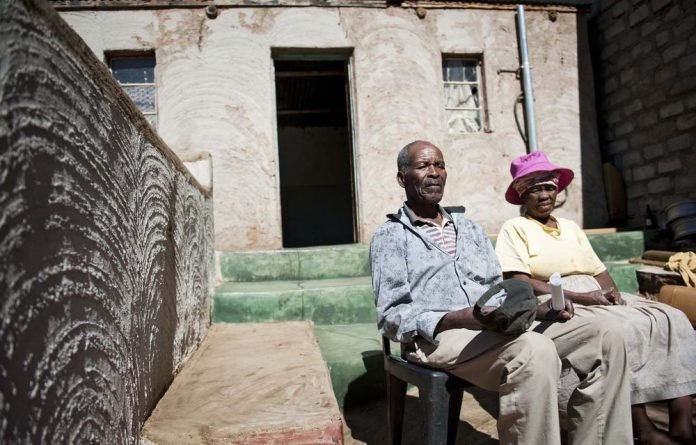 Molemane Andries Maimela and his wife Maria are the fourth generation on their farm.