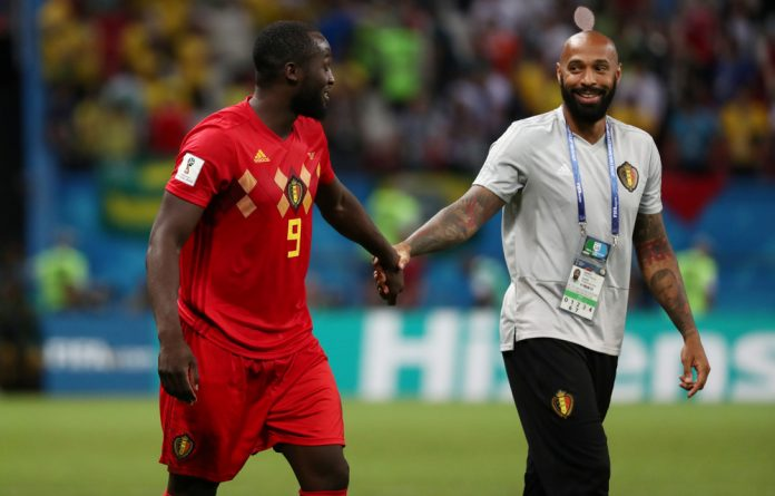 Thierry Henry joined Martinez's staff in 2016 and the Spaniard explained how his experience of pressure moments at the business end of tournaments offered something other members of the former Everton manager's staff could not.