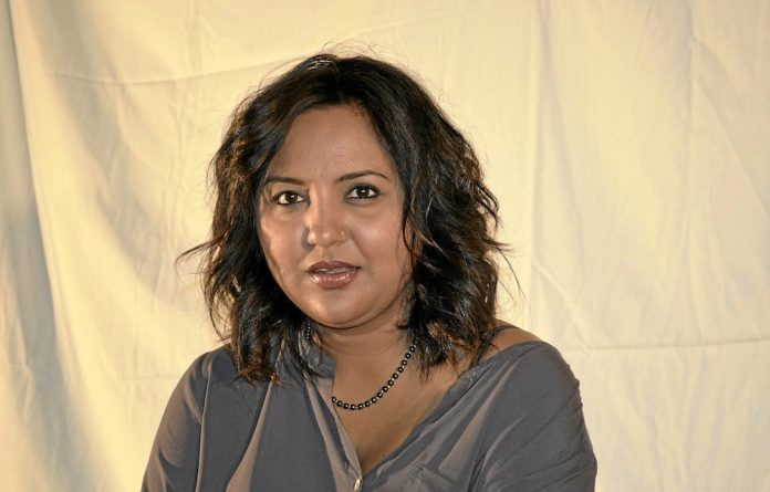 Attacked: Zainub Priya Dala.