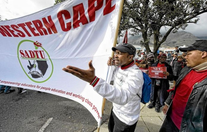 Sadtu says it is not an obstacle to quality education.