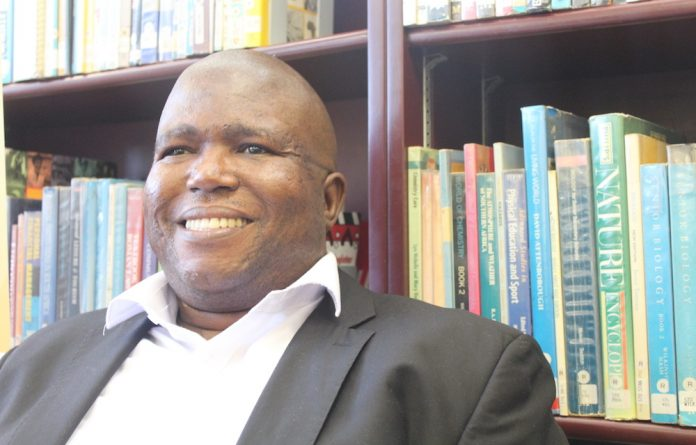 Bookstore owner Fortescue Helepi confesses to being overwhelmed by the demand for South African books