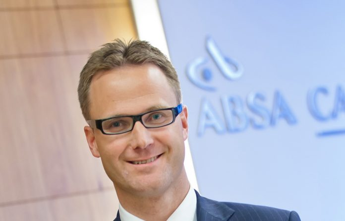 Barclays Africa head of investment banking Philip Lindop
