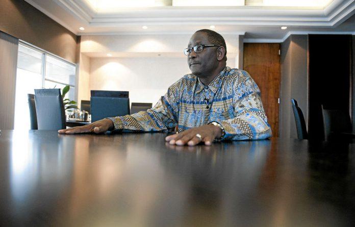 Zwelinzima Vavi hopes to be re-elected as general secretary of Cosatu.