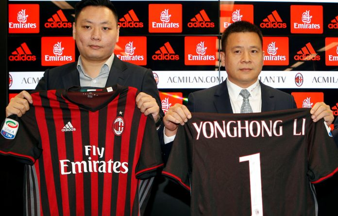 The directors currently on the board will be replaced after owner Li Yonghong missed a Friday deadline to repay €32-million