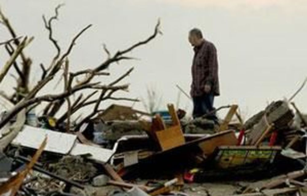 US tornado death toll mounts - The Mail & Guardian