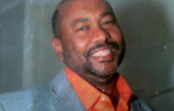 No nonsense guy: Mark-Anthony Williams was murdered in Pretoria
