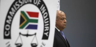 Pravin Gordhan has strongly denied that his daughter did business with the State.