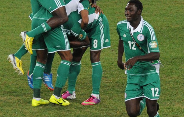 Nigeria won the Africa Cup of Nation last February.