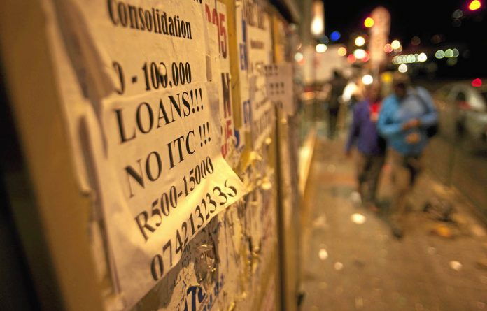 Microlenders say banks are encroaching on their territory and reforms are therefore needed in the lending industry.